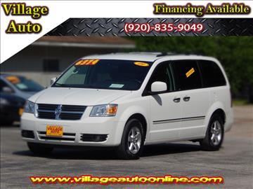 2009 Dodge Grand Caravan for sale in Oconto, WI