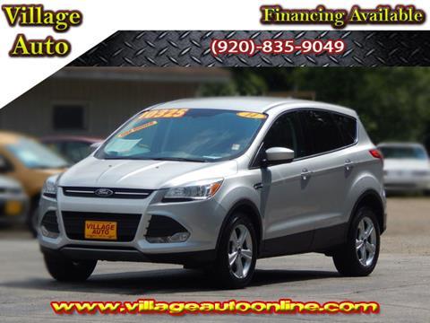 2014 Ford Escape for sale in Oconto, WI