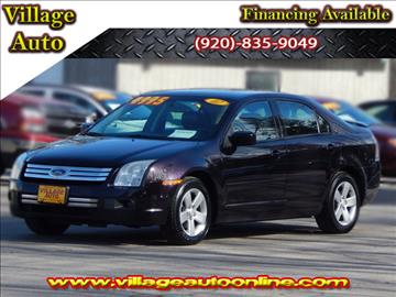 2007 Ford Fusion for sale in Oconto, WI
