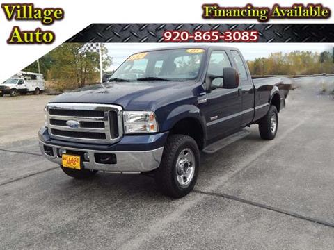 2005 Ford F-250 Super Duty for sale in Green Bay, WI
