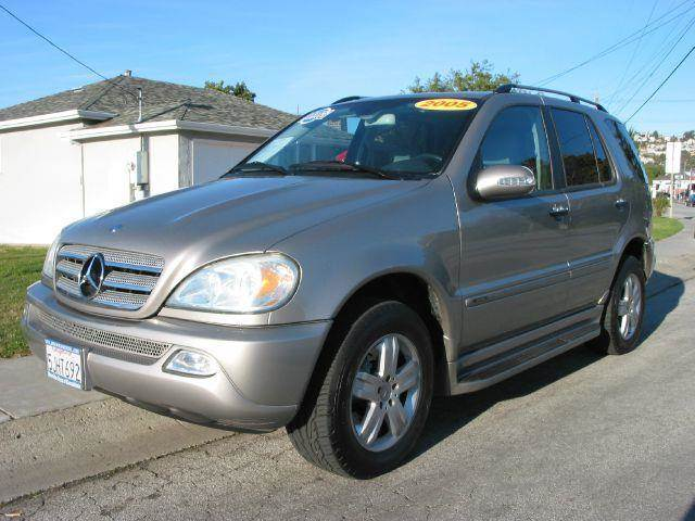 2005 mercedes benz m class ml500 awd 4matic 4dr suv in san for 2005 mercedes benz ml500