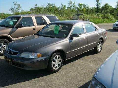 2002 Mazda 626 for sale in Wadena, MN