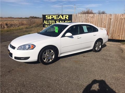 2011 Chevrolet Impala for sale in Wadena, MN