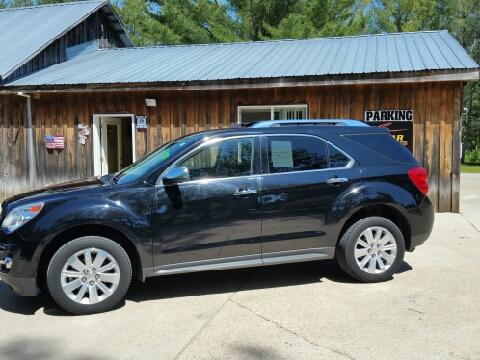 2011 Chevrolet Equinox for sale in Wadena, MN