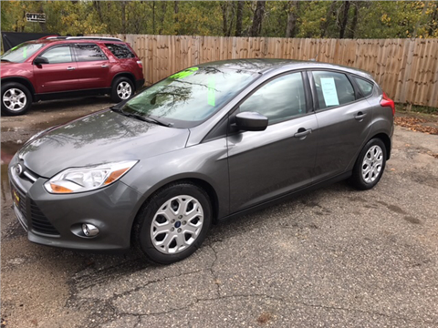 2012 Ford Focus for sale in Wadena, MN