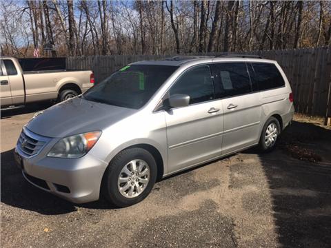 2008 Honda Odyssey for sale in Wadena, MN