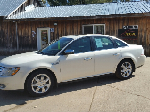 2009 Ford Taurus for sale in Wadena, MN