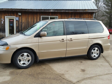 used 2001 honda odyssey for sale in minnesota. Black Bedroom Furniture Sets. Home Design Ideas