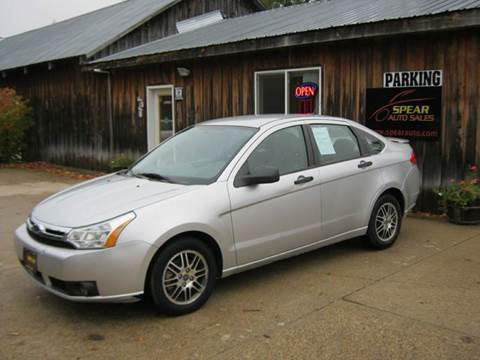 2010 Ford Focus for sale in Wadena, MN