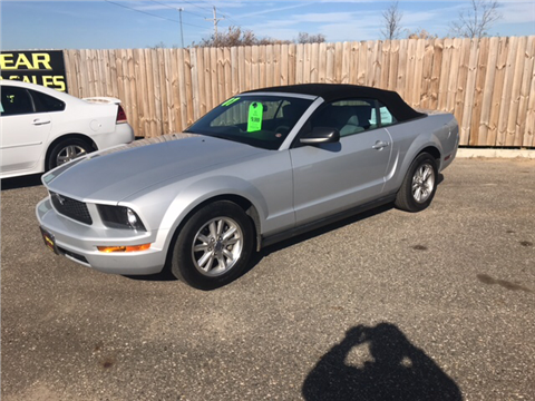 2007 Ford Mustang for sale in Wadena, MN
