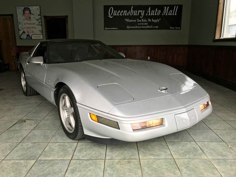 1996 CHEVROLET CORVETTE BASE 2DR HATCHBACK lighting silver clean vehicle history - no accidents