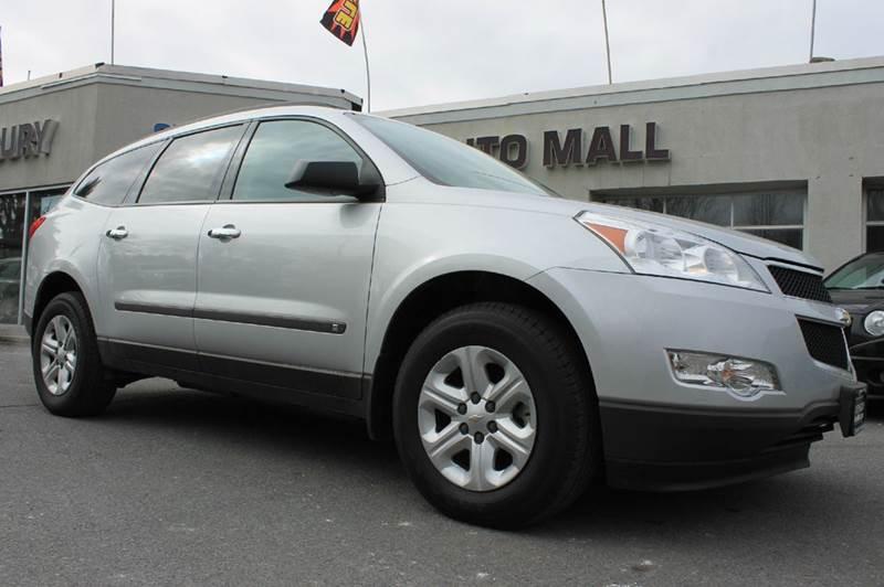2010 Chevrolet Traverse Suv Ls Front Wheel Drive Interior