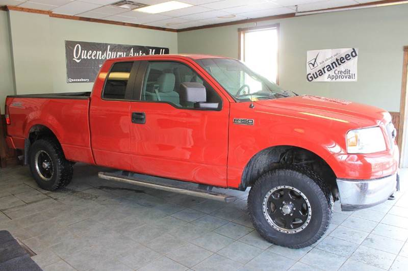 2007 ford f 150 stx 4dr supercab 4wd styleside 6 5 ft sb in queensbury ny queensbury auto mall. Black Bedroom Furniture Sets. Home Design Ideas