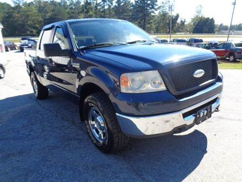 2006 Ford F-150 for sale in Carrollton, GA