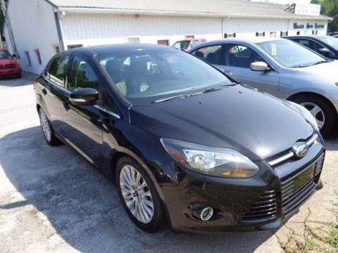 2012 Ford Focus for sale in Carrollton, GA