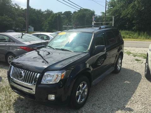 2011 Mercury Mariner for sale in Westport, MA