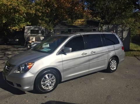 2010 Honda Odyssey for sale in Westport, MA