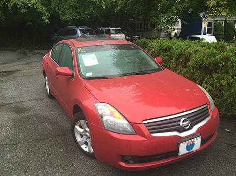 2009 Nissan Altima for sale in Westport, MA