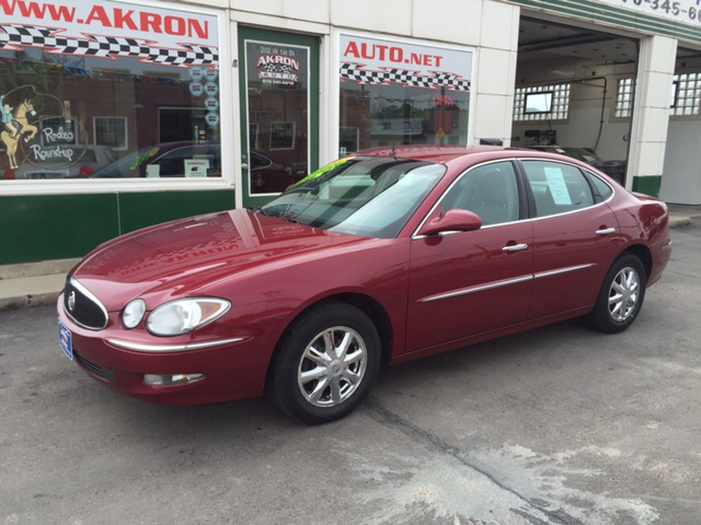 2005 buick lacrosse cxl cxl 4dr sedan in akron co akron auto. Black Bedroom Furniture Sets. Home Design Ideas