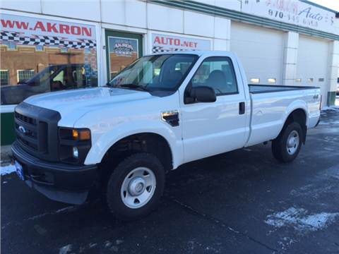 2008 Ford F-250 Super Duty for sale in Akron, CO
