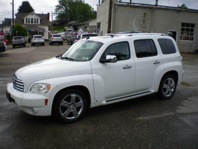 2009 Chevrolet Hhr LT 4dr Wagon In Barnesville Bannock ...