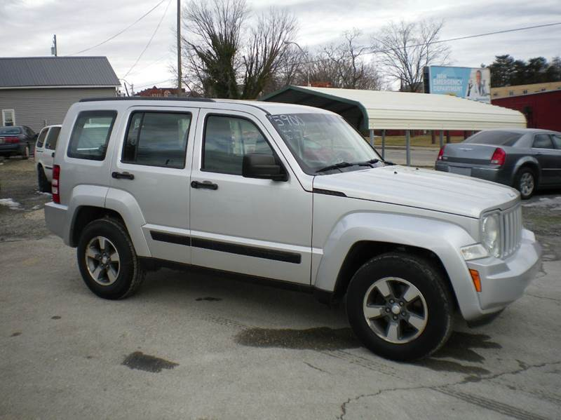 2009 jeep liberty sport 4x4 4dr suv in barnesville oh. Black Bedroom Furniture Sets. Home Design Ideas