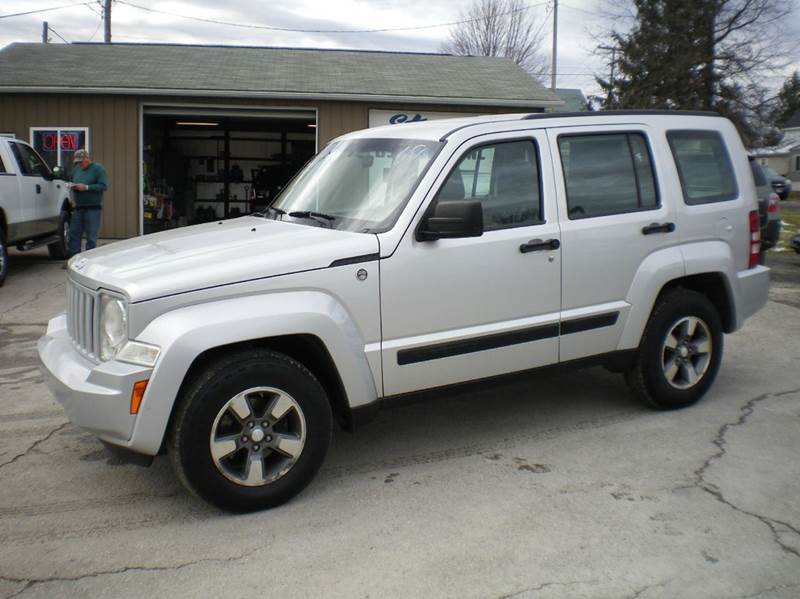 Starrs Used Cars >> 2009 Jeep Liberty Sport 4x4 4dr SUV In Barnesville OH ...