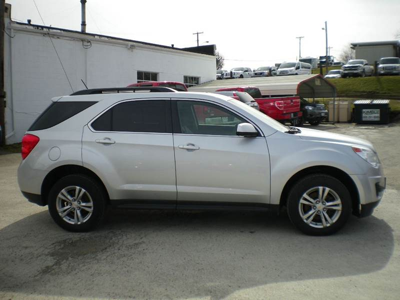 Starrs Used Cars >> 2014 Chevrolet Equinox AWD LT 4dr SUV w/1LT In Barnesville ...
