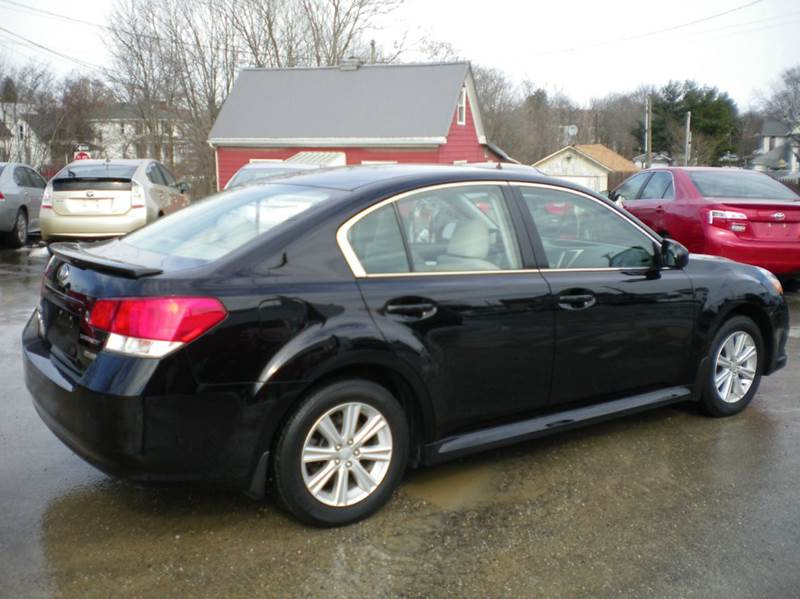 Starrs Used Cars >> 2012 Subaru Legacy 2.5i Premium AWD 4dr Sedan CVT In ...
