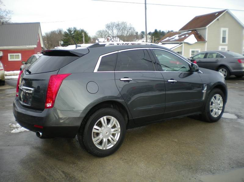 2010 cadillac srx luxury collection awd 4dr suv in barnesville oh starrs used cars inc. Black Bedroom Furniture Sets. Home Design Ideas