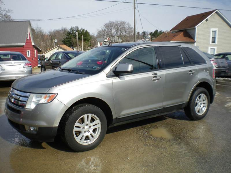 2008 Ford Edge SEL AWD SEL 4dr SUV In Barnesville OH ...