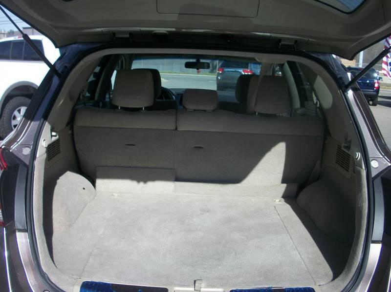 2011 Nissan Murano AWD S 4dr SUV - Franklin NC