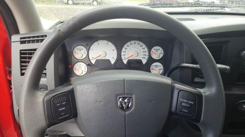 2006 Dodge Ram Pickup 2500 ST 4dr Quad Cab 4WD SB - Franklin NC