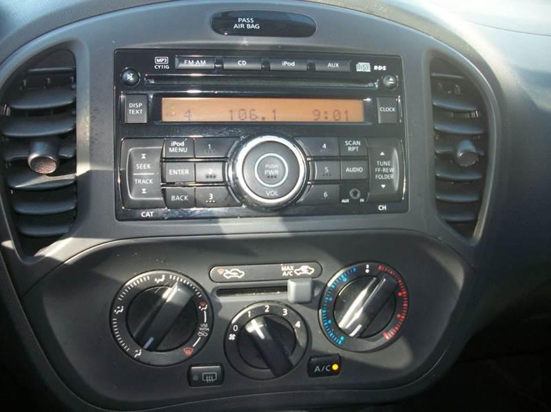 2011 Nissan JUKE AWD S 4dr Crossover - Franklin NC