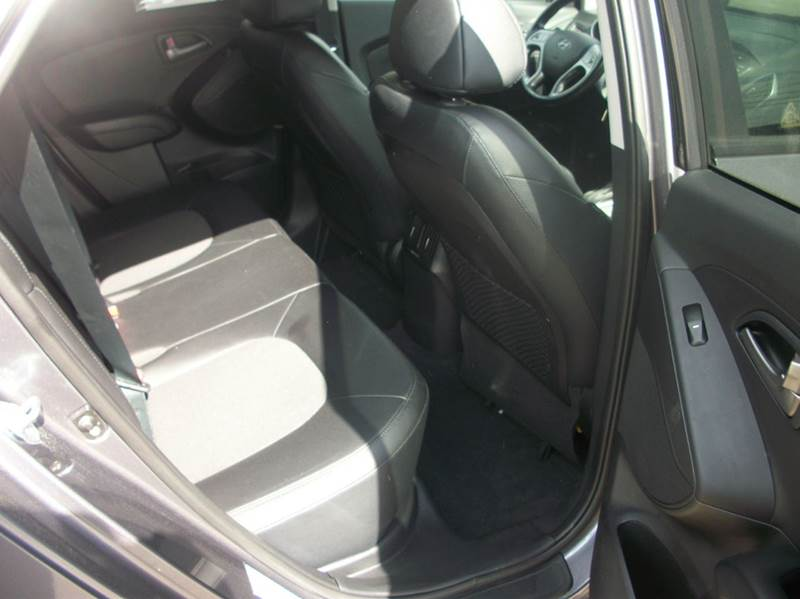 2015 Hyundai Tucson AWD SE 4dr SUV - Franklin NC