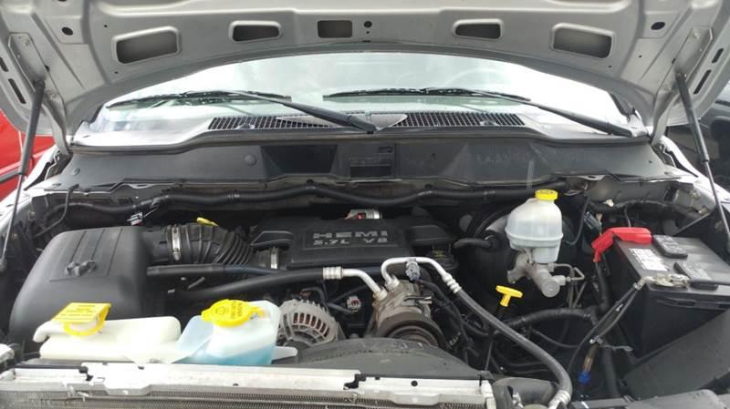 2008 Dodge Ram Pickup 1500 SLT 4dr Quad Cab 4WD SB - Franklin NC