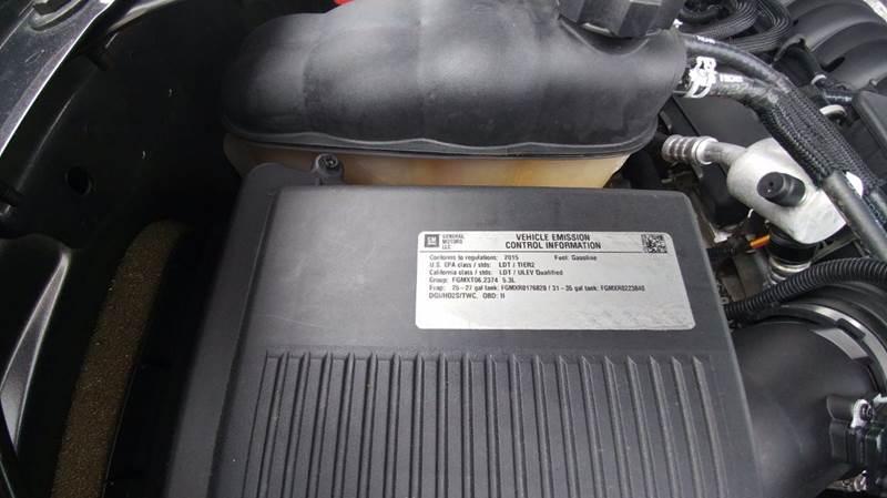 2015 Chevrolet Silverado 1500 4x4 LT 4dr Double Cab 6.5 ft. SB w/Z71 - Franklin NC