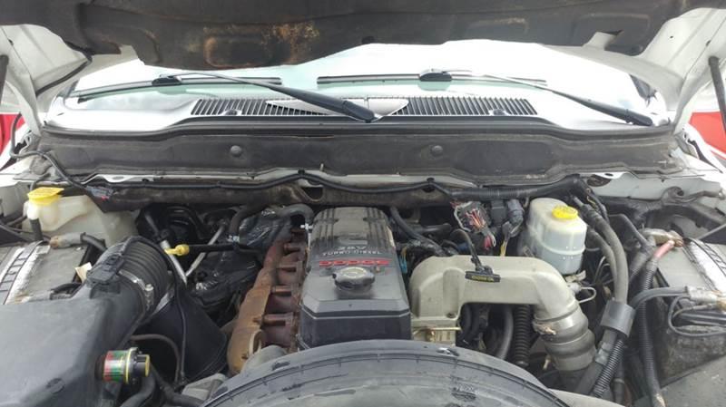2006 Dodge Ram Pickup 2500 SLT 4dr Quad Cab 4WD SB - Franklin NC