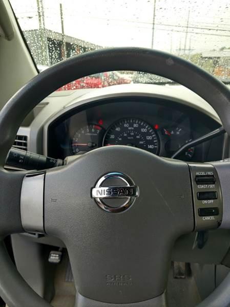 2005 Nissan Titan 4dr Crew Cab SE 4WD SB - Franklin NC
