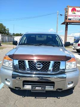 2011 Nissan Titan for sale in Franklin, NC