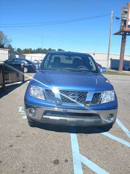 2013 Nissan Frontier for sale in Franklin, NC