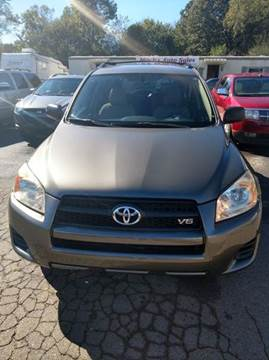 2010 Toyota RAV4 for sale in Franklin, NC