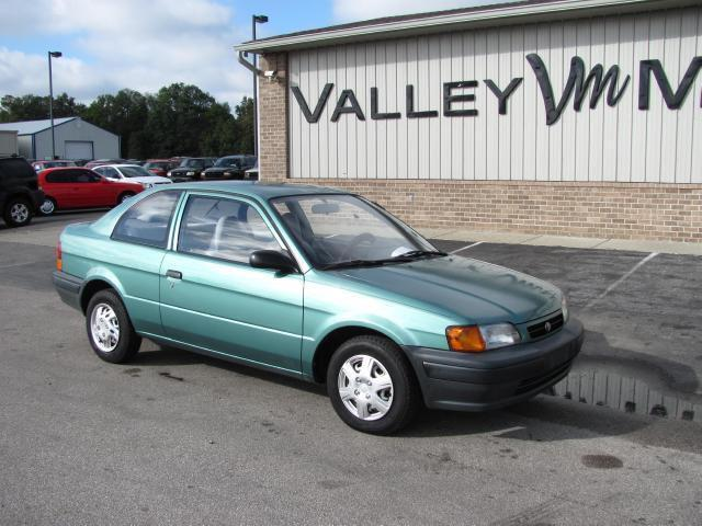 Used toyota tercel for sale for Small car motors carson city nv