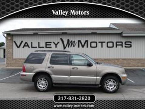 2002 Mercury Mountaineer for sale in Mooresville, IN