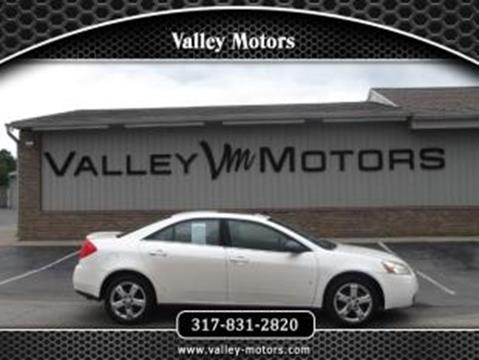 2008 Pontiac G6 for sale in Mooresville, IN