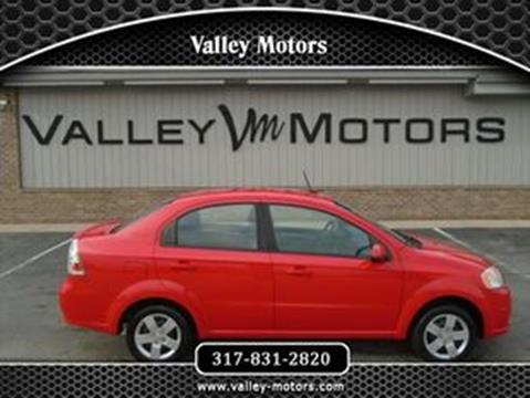 Chevrolet Aveo For Sale In Indiana Carsforsale