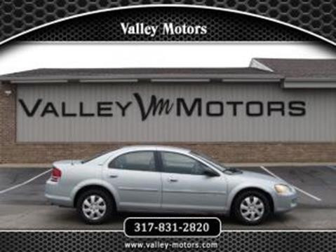 2001 Dodge Stratus for sale in Mooresville, IN