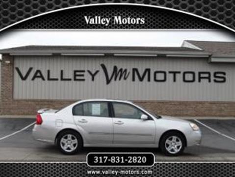 2006 Chevrolet Malibu for sale in Mooresville, IN