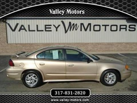 2003 Pontiac Grand Am for sale in Mooresville, IN