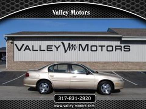 2002 Chevrolet Malibu for sale in Mooresville, IN